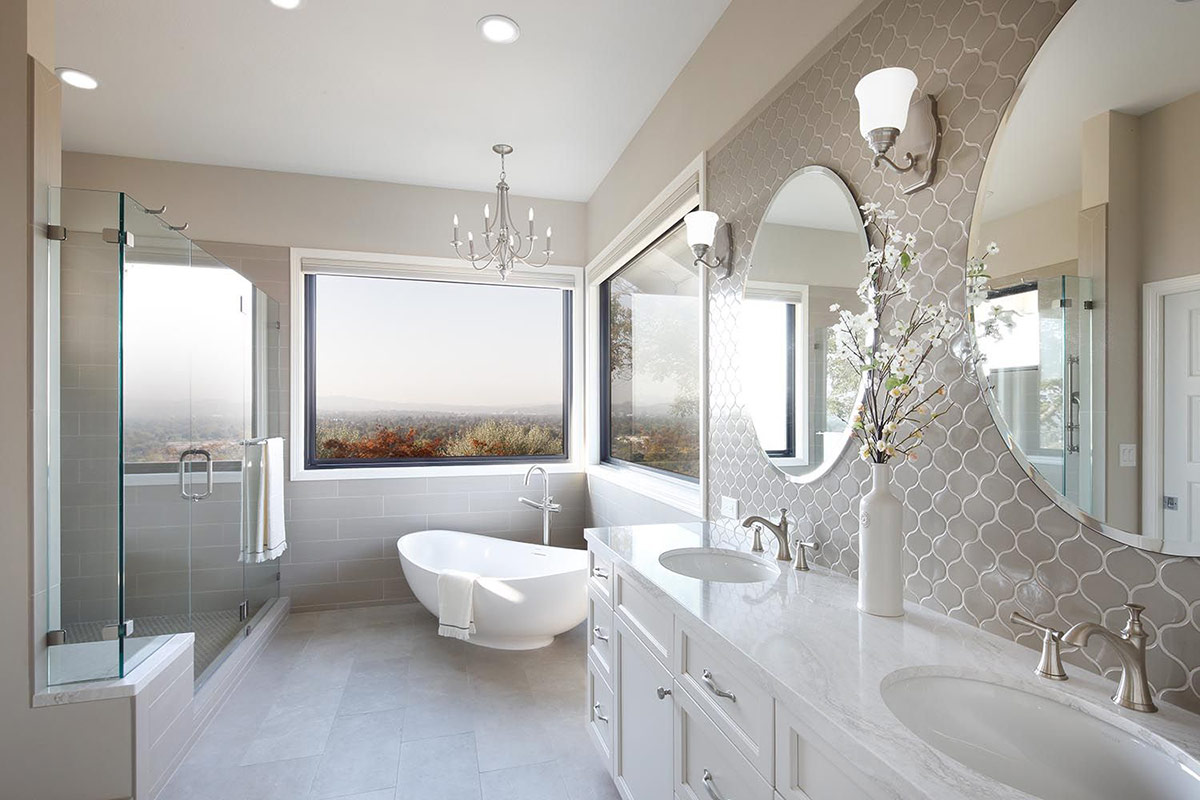 Via Montanas Bath - Stonewood Kitchen & Bath
